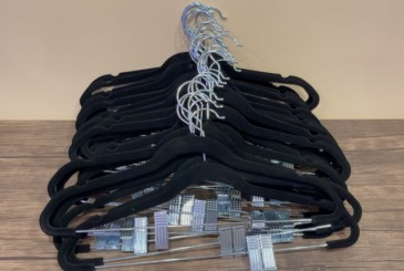 TIMMY 30-Pack Pants Hangers The Star Review