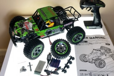 Enoze Off Road Terrain Remote Control Vehicle The Star Review